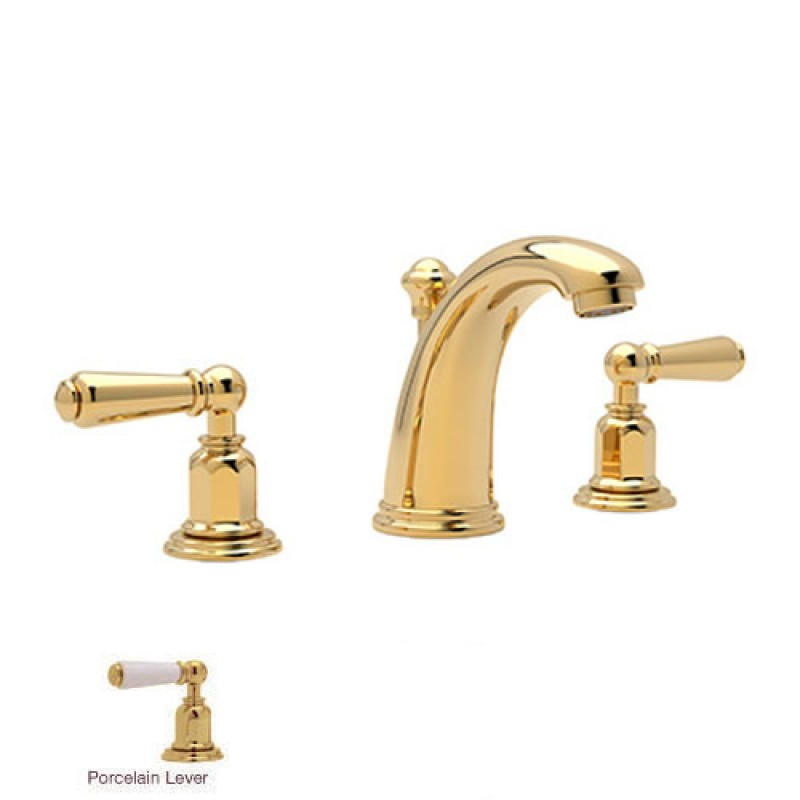 Superbe Sale Rohl Perrin And Rowe Widespread Bathroom Faucet