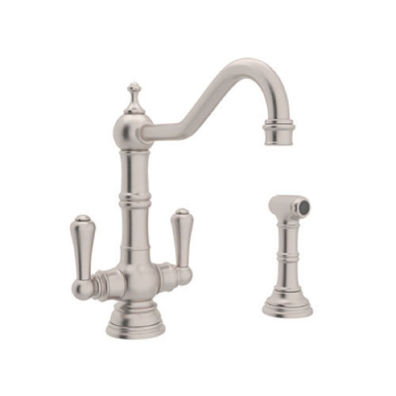 Superieur Sale Rohl Perrin And Rowe Kitchen Faucet
