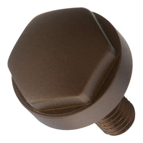 Screw Cover Cap - in Multiple Colors