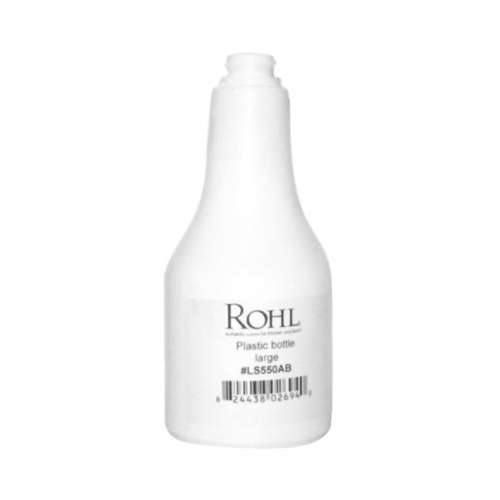Rohl Plastic Kitchen Soap and Lotion Dispenser