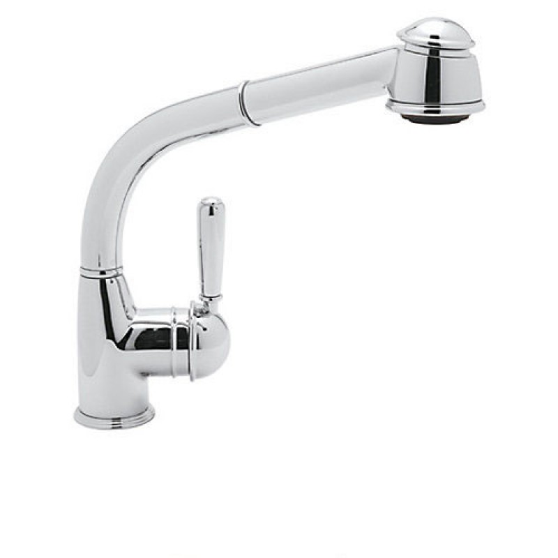Rohl Country Kitchen Faucet Polished Chrome,Polished Nickel,Satin  Nickel,Tuscan Brass