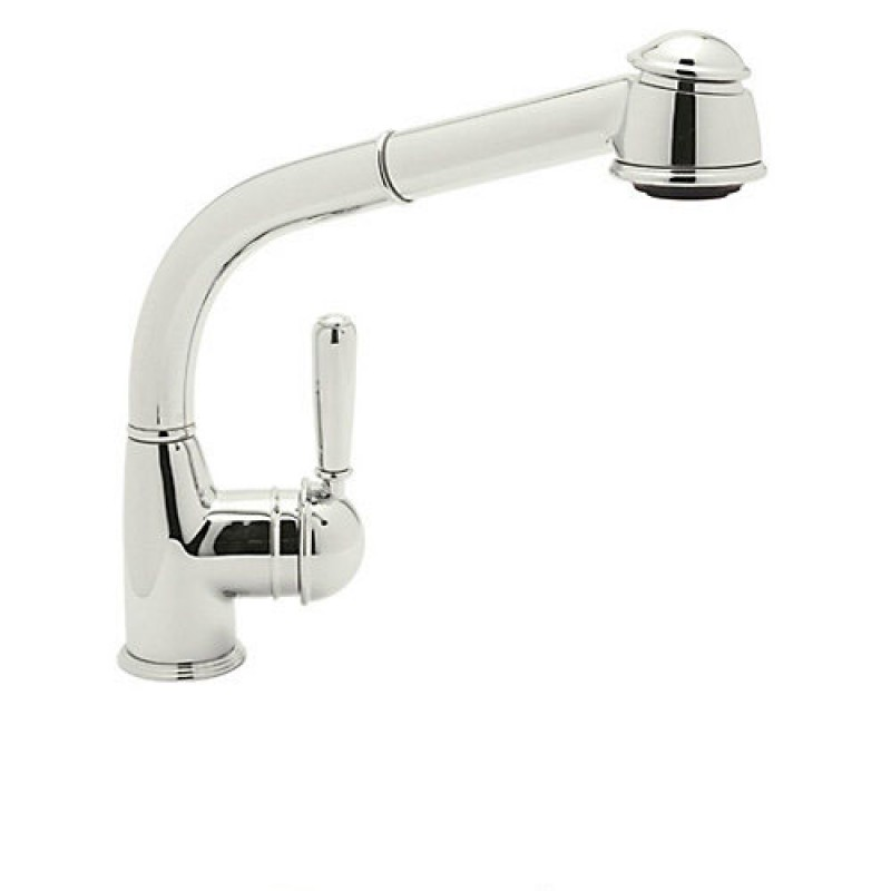 Incroyable Rohl Country Kitchen Faucet Polished Nickel