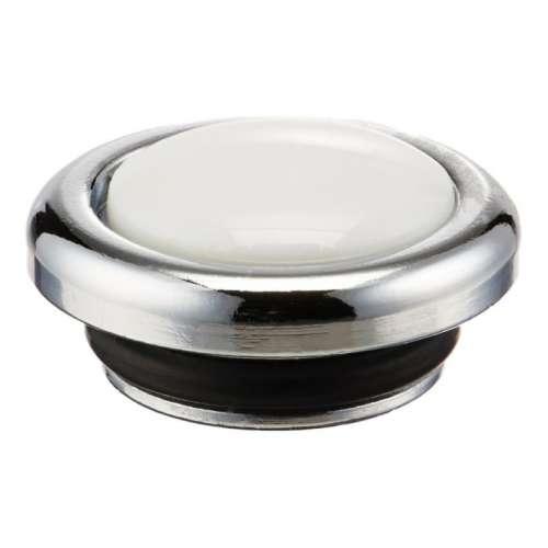 Pressure Fit Porcelain Screw Cover Cap Indice