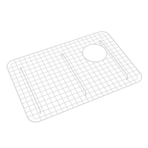 Rohl Stainless Steel Kitchen Sink Grid, In Biscuit