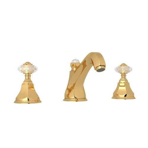 Rohl Palladian 1.2 GPM Deck Mounted Lavatory Faucet