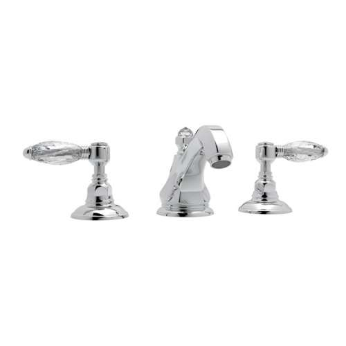 Rohl Italian Hex 1.2 GPM Deck Mounted Lavatory Faucet - In Multiple Colors