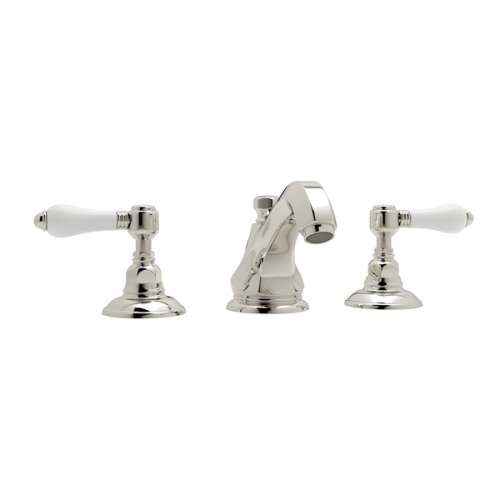 Rohl Italian Hex 1.2 GPM Deck Mounted Lavatory Faucet