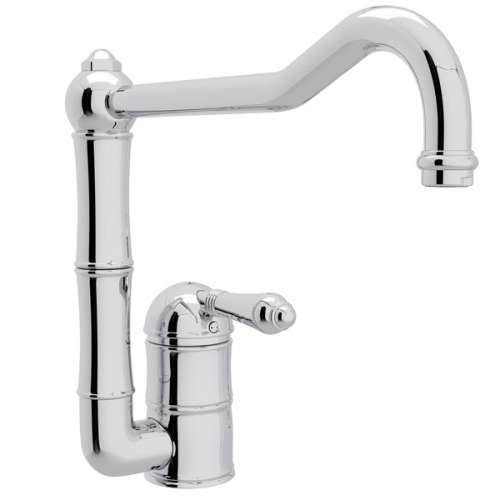 Rohl Italian Kitchen Acqui Kitchen Faucet With Single-Lever Handle