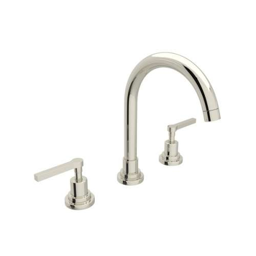 Rohl Lombardia 1.2 GPM Deck Mounted Lavatory Faucet