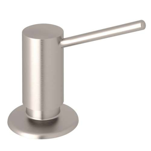 Rohl De Lux II Brass Kitchen Soap and Lotion Dispenser