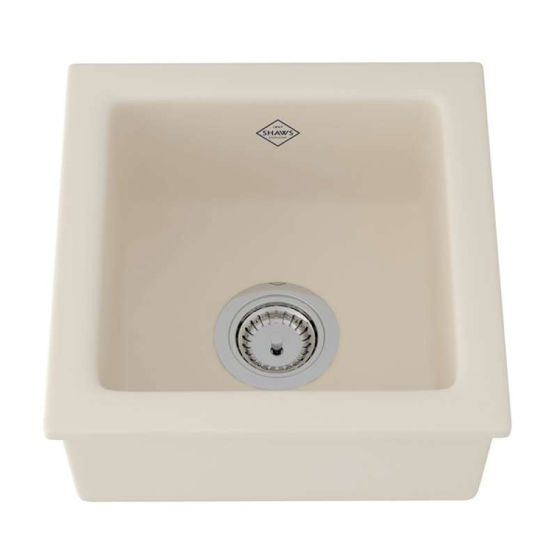Rohl Shaws Fireclay Undermount Kitchen Sink