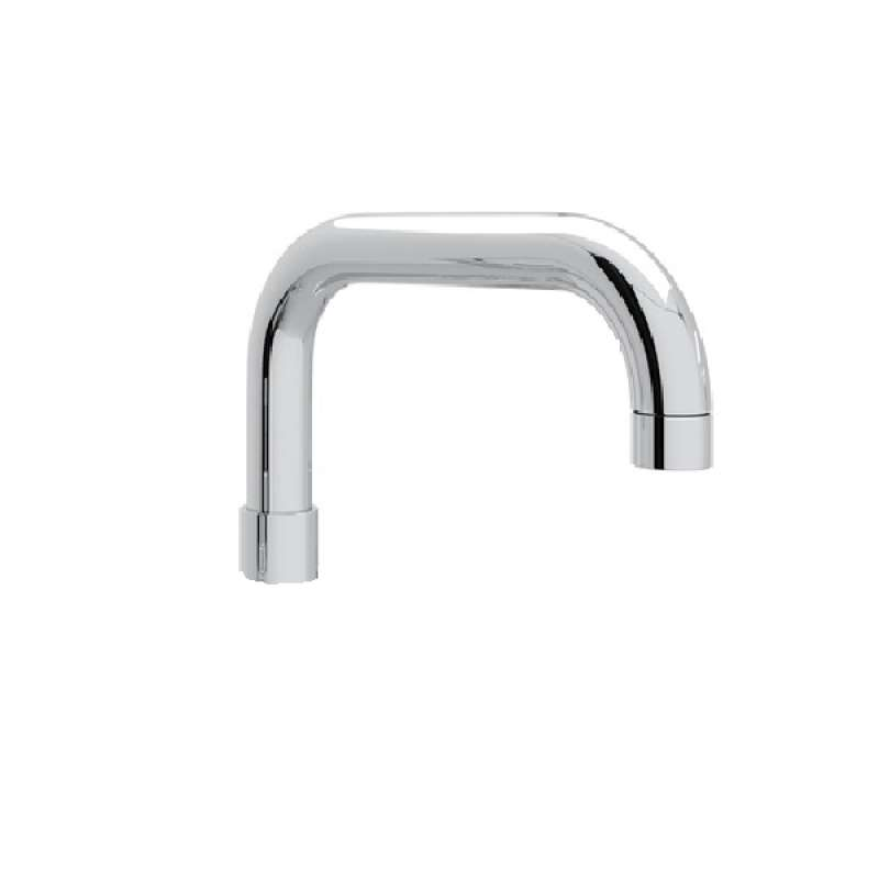 Fixed U-Spout for A2218 Widespread Lavatory Faucet