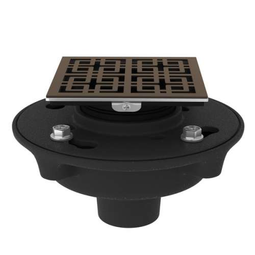 Rohl 5.94-in Cast Iron Drain Kit