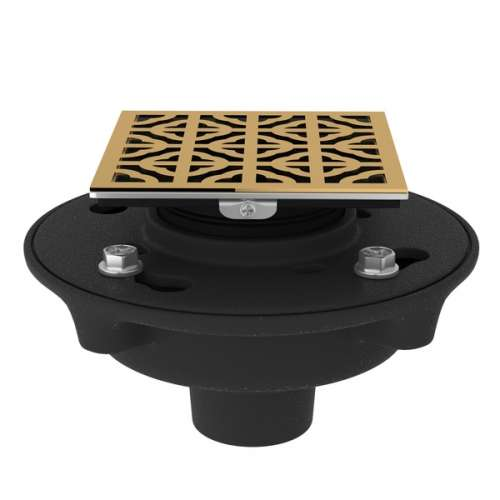 Rohl 7.69-in Cast Iron Drain Kit