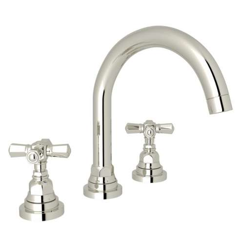 Rohl San Giovanni 1.2 GPM Deck Mounted Lavatory Faucet