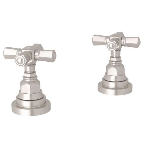 Rohl San Giovanni Set of Hot and Cold 1/2-inch Sidevalves