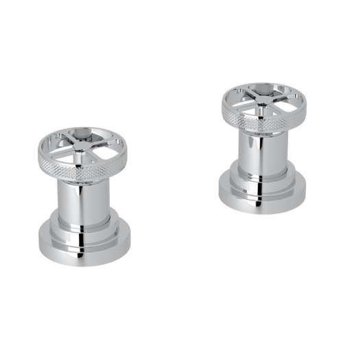Rohl Campo Set of Hot and Cold 1/2-inch Sidevalves