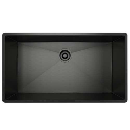 Rohl Forze Stainless Steel Undermount Kitchen Sink Stainless Steel