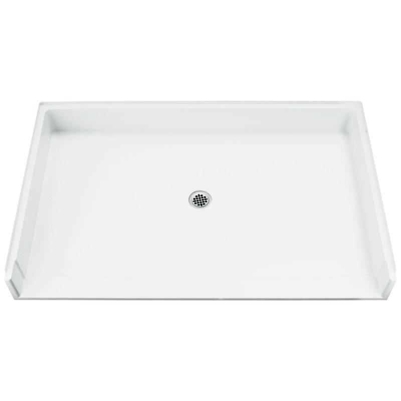 Sterling Vikrell 63.25-In X 39.375-In Shower Base With Center Drain