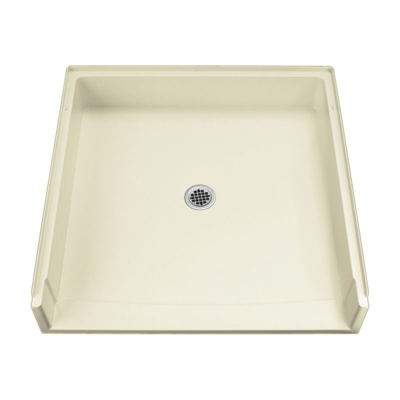 Sterling Vikrell 39.375-In X 39.375-In Shower Base With Center Drain