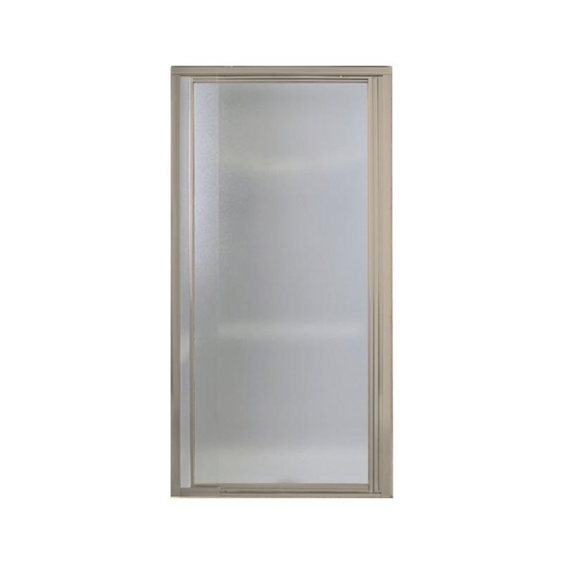 Buy Sterling Vista Pivot Ii Framed Alcove Shower Door With Pebbled
