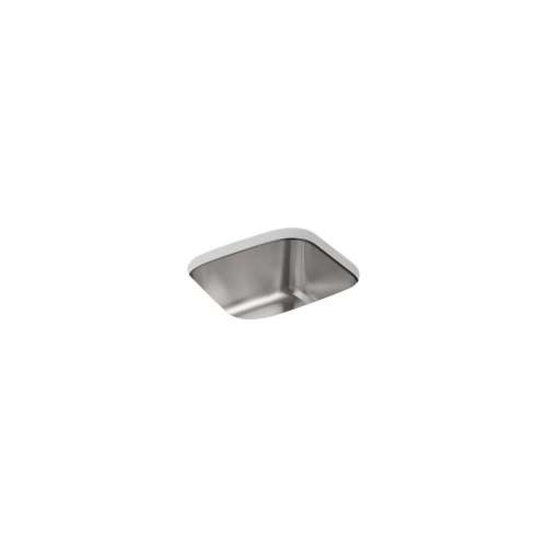 Sterling Springdale Stainless Steel 17.5-In Undermount Kitchen Sink