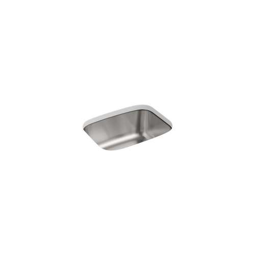 Sterling Springdale Stainless Steel 20.25-In Undermount Kitchen Sink