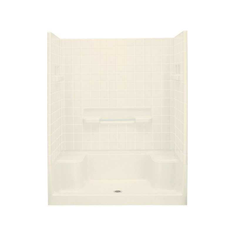 Buy Sterling Advantage Vikrell 34-In X 77.25-In Alcove Shower Wall ...
