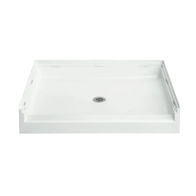 Sterling Accord Vikrell 42-In X 36-In Shower Base With Center Drain