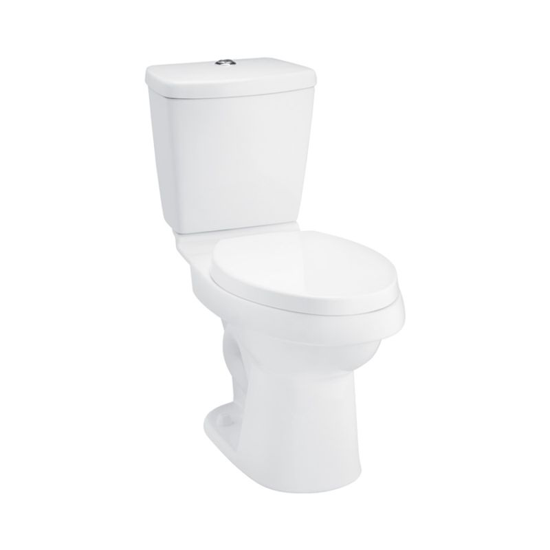 Sterling Karsten 1.6 / 0.8 GPM 2-Piece Elongated Toilet
