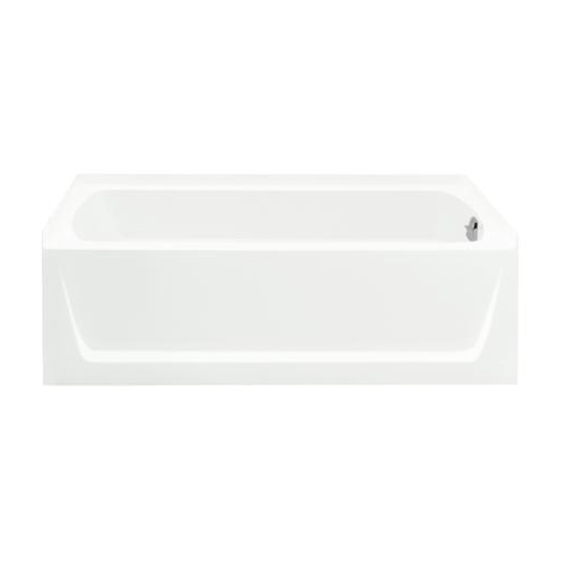 flange walls alcove this wall knee surround skirt bathtub htm skirted for with tub