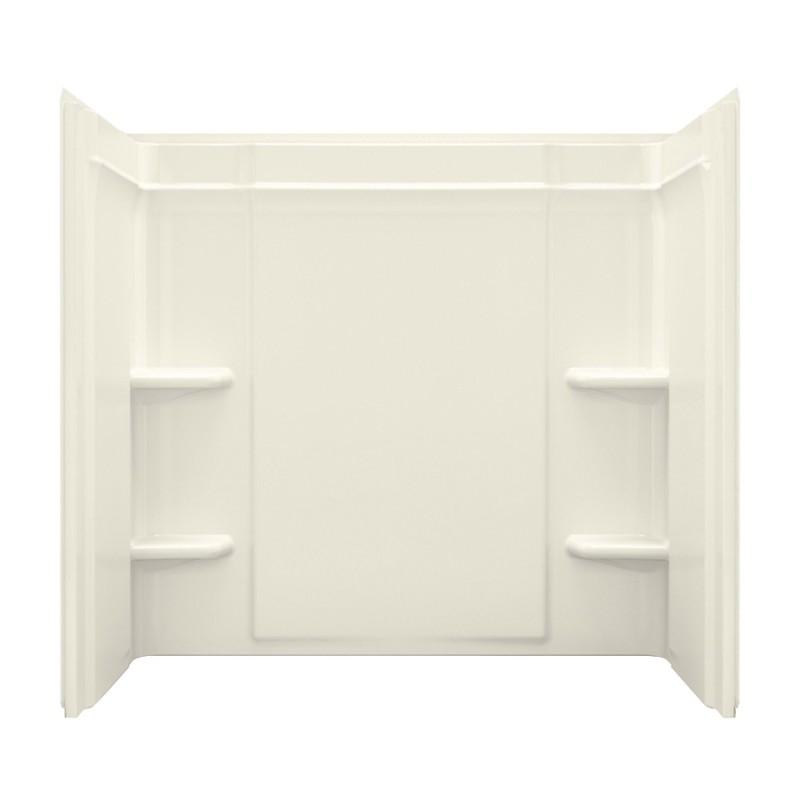 Buy Sterling Ensemble Vikrell 31.25-In X 60-In X 55-In Bathtub Wall ...