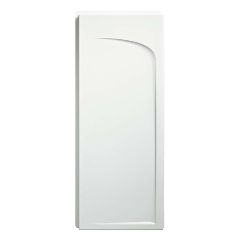 Sterling Vikrell 2-Piece 34-in x 72.5-in Shower End Wall Set