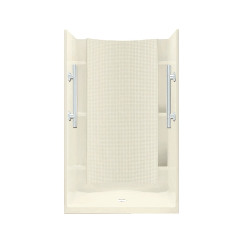 Buy Sterling Accord 42-In X 75.75-In Alcove Shower Wall And Base Kit ...