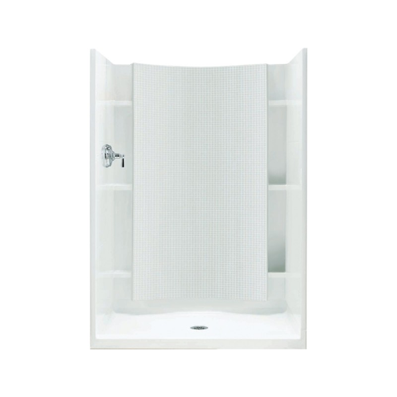 Buy Sterling Accord Vikrell 36-In X 77-In Alcove Shower Base And ...