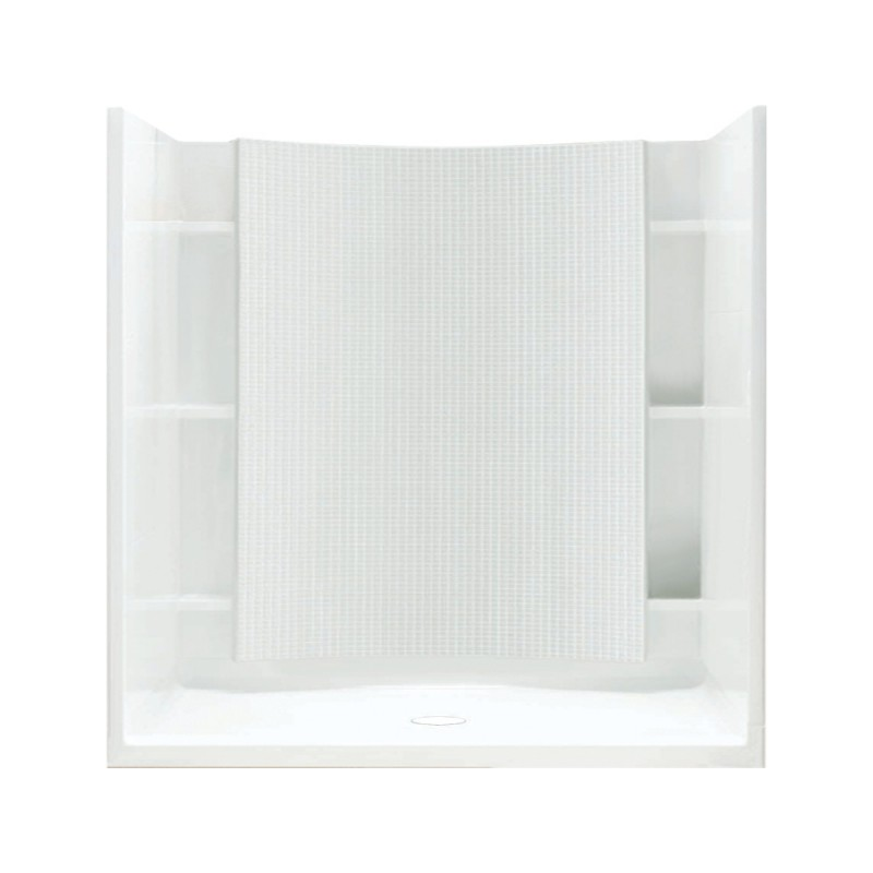 Buy Sterling Accord Vikrell 36-In X 77-In Alcove Shower Wall And ...