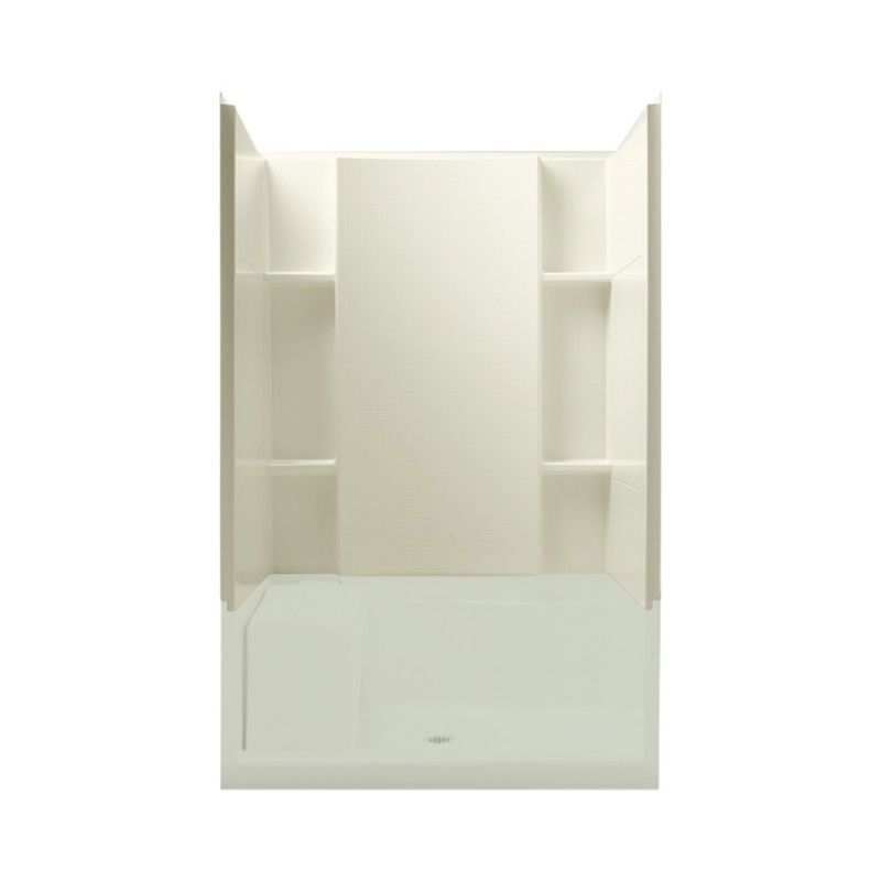 Buy Sterling Accord Vikrell 36-In X 55.13-In Alcove Shower Wall Kit ...