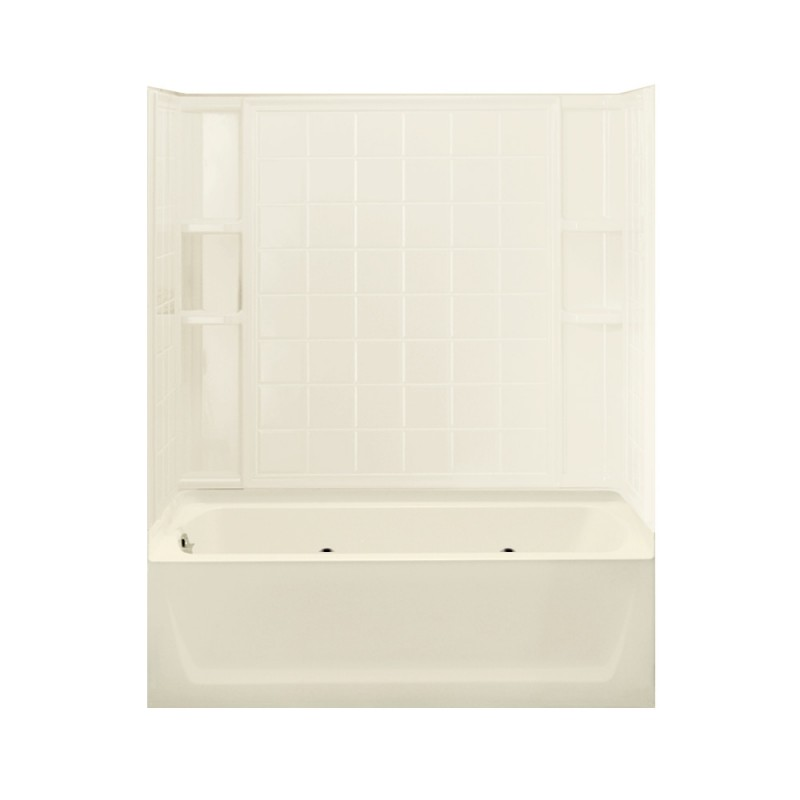 Buy Sterling Ensemble Vikrell 60.25-In Alcove Bathtub Online - Bath1.com