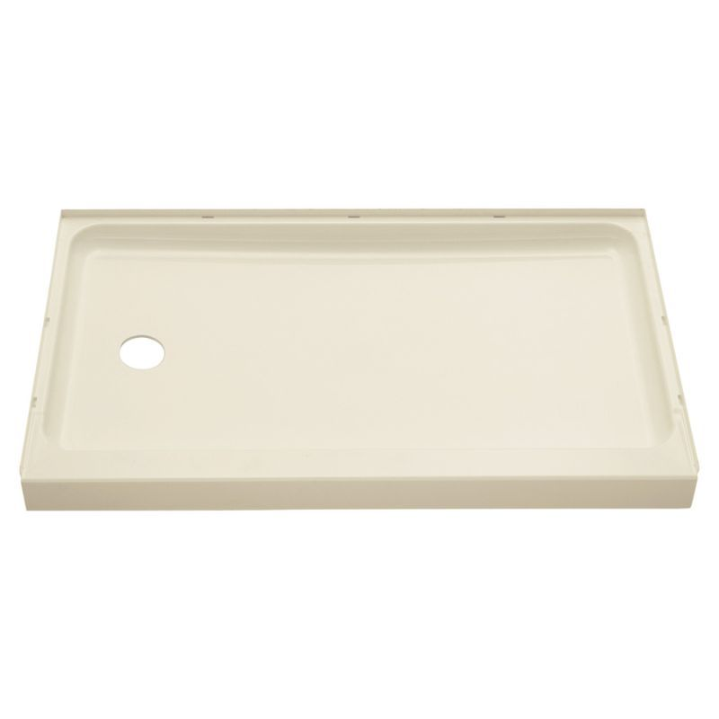 Sterling Ensemble Vikrell 60-In X 30-In Shower Base With Left Hand Drain