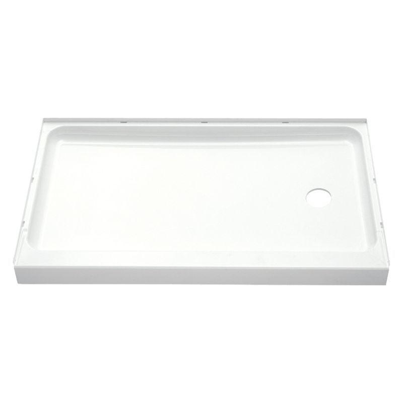 Sterling Ensemble Vikrell 60 In X 30 In Shower Base With Right Hand