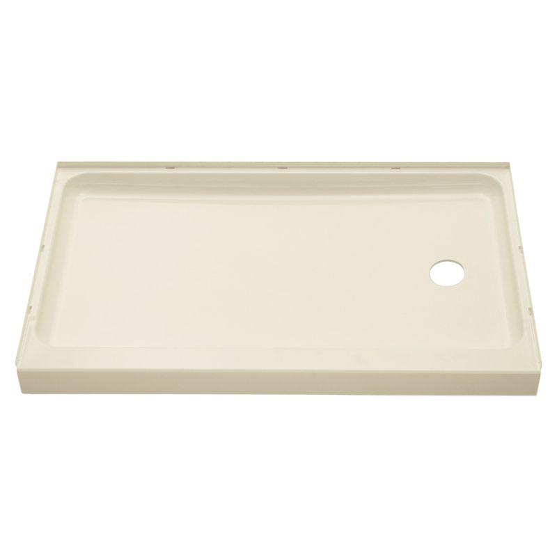 Sterling Ensemble Vikrell 60-In X 30-In Shower Base With Right Hand Drain