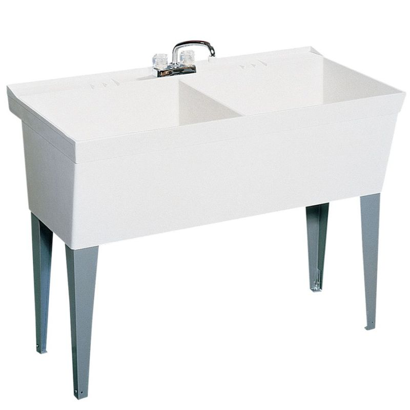 Swan Laundry Sink