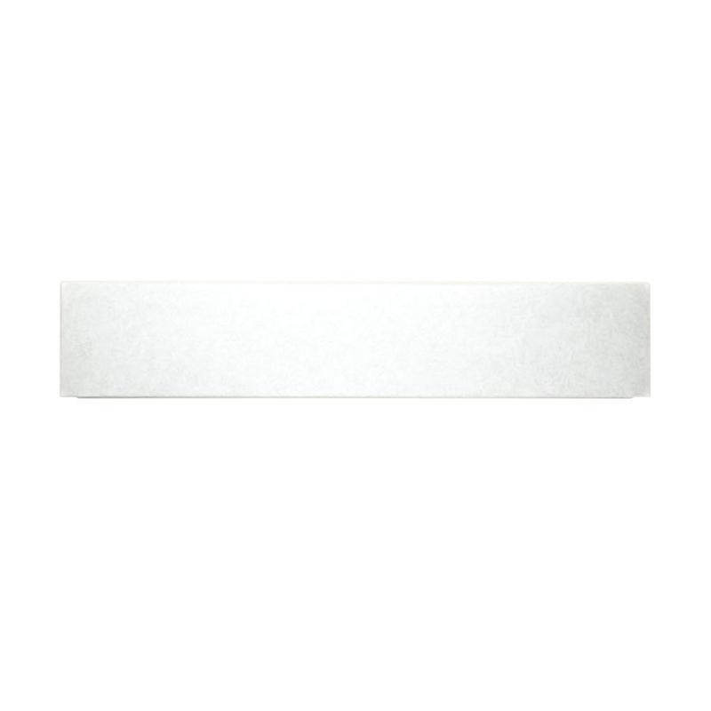 Swan Solid Surface 12-in x 60-in x 1-in Shower Floor Ramp