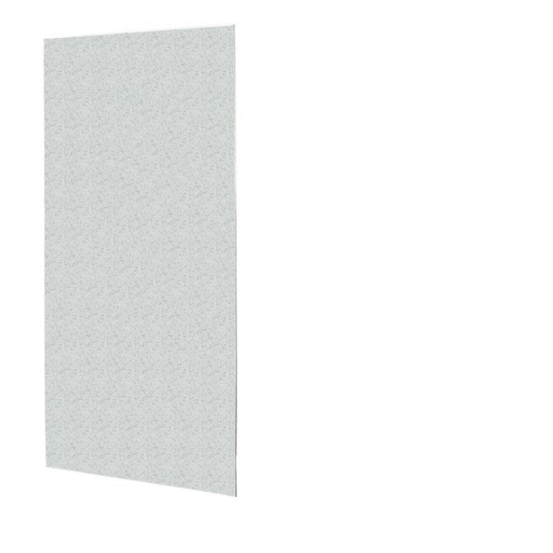 Swan Solid Surface 36-in x 72-in Shower Wall Panel