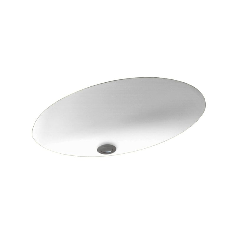 Swan Solid Surface 19.5-in Bathroom Sink