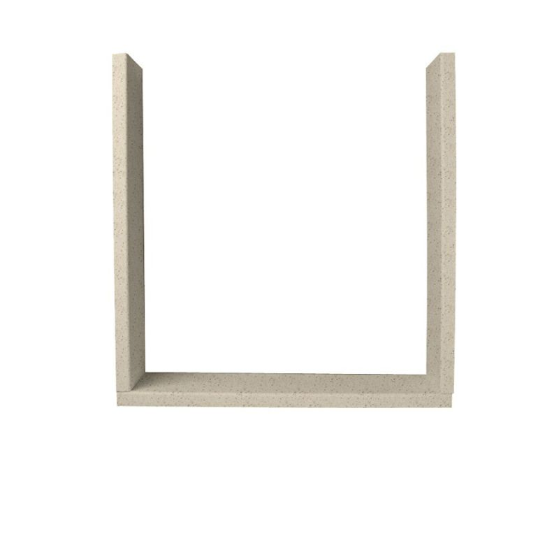 Swan Solid Surface 10-in x 36-in x 36-in Window Trim Kit