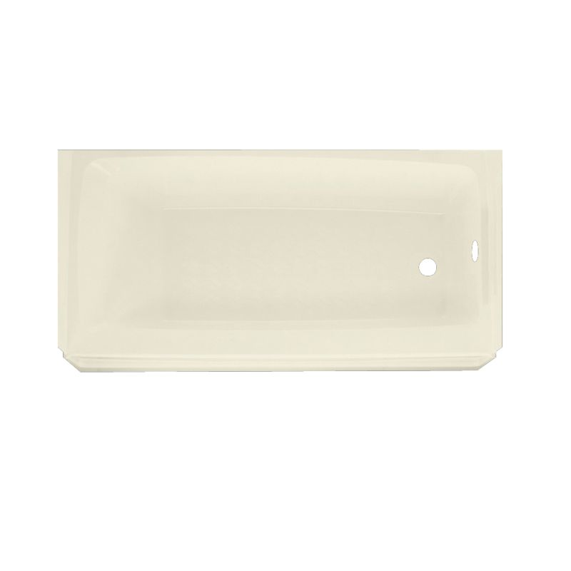 Swan Veritek 60-in Right Drain Skirted Tub