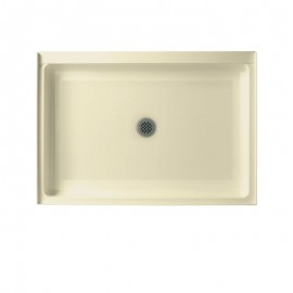 Swan Solid Surface 42-in x 34-in Shower Base