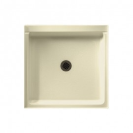 Swan Veritek 36-in x 36-in Shower Base with Center Drain