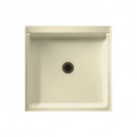 Swan Veritek 36-in x 36-in Shower Base with Center Drain